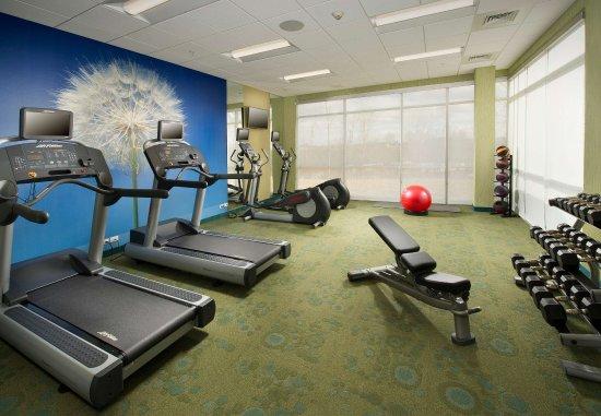 Bridgeport, Virginia Occidental: Fitness Center