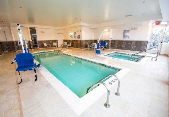 Lumberton, Carolina del Norte: Indoor Pool