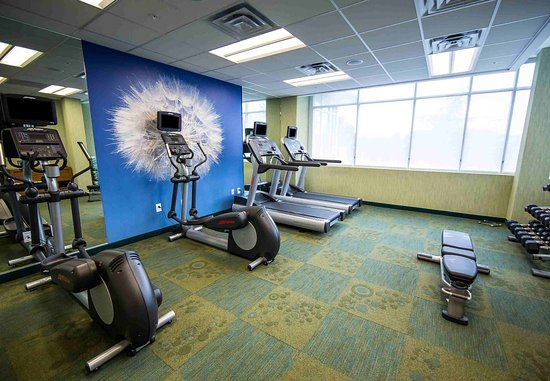 Lumberton, Carolina del Norte: Fitness Center