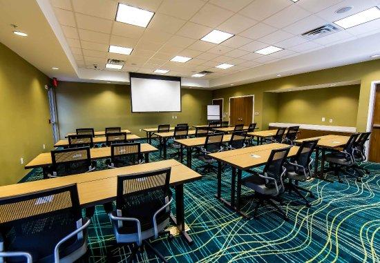 Lumberton, Carolina del Norte: Meeting Room - Classroom Setup
