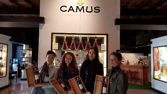 Cognac, France : Group 2