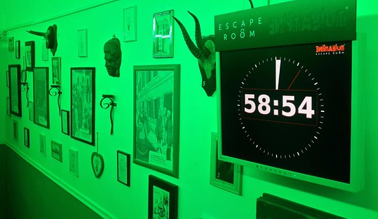 Escape Room Enigmarium Zagreb