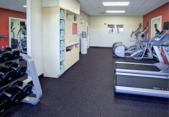 Wareham, MA: Fitness Center