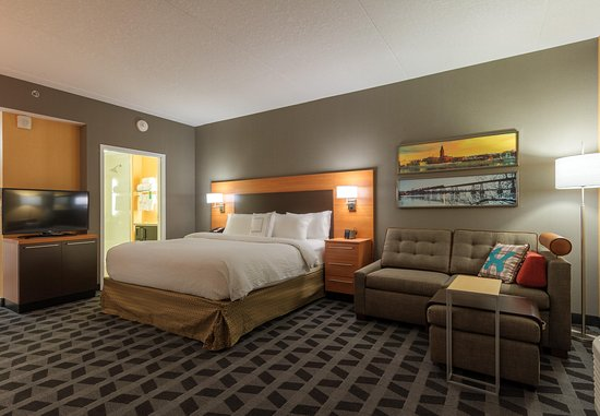 Belleville, Canadá: Extended King Suite