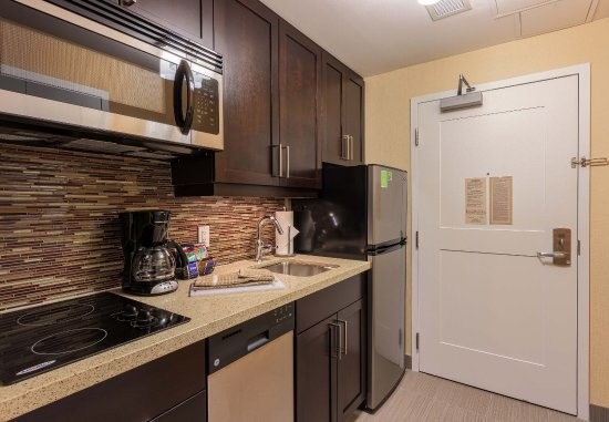 Belleville, Canada: Suite Kitchen