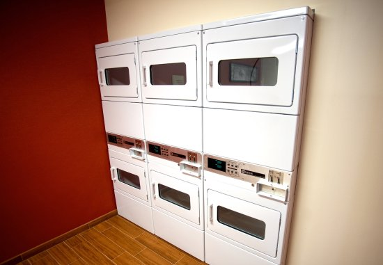 Belleville, Canadá: Guest Laundry Facilities