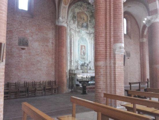 Alseno, Italy: Abbazia Chiaravalle della Colomba