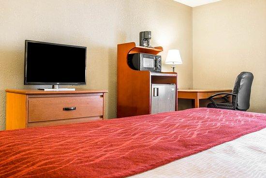 Flint, MI: Guest Room