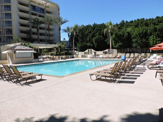 Sheraton Crescent Hotel: the main pool