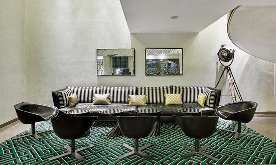 Crowne Plaza London - Battersea: Lobby Lounge