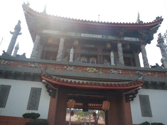 Huwei Chifa Matsu Temple: 持法媽祖宮