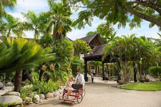 Sonaisali Island, ฟิจิ: Lobby Entrance