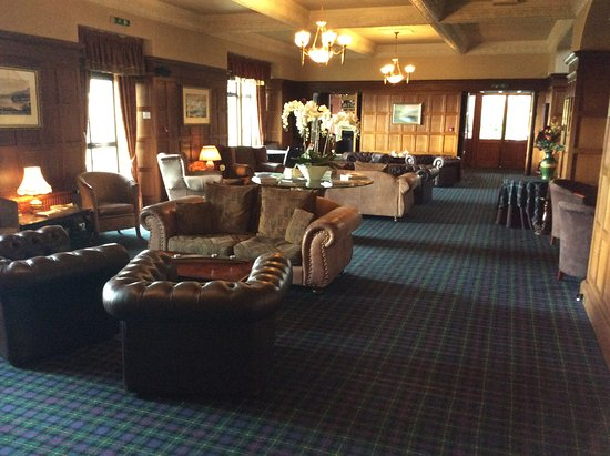 Invergordon, UK: Lounge