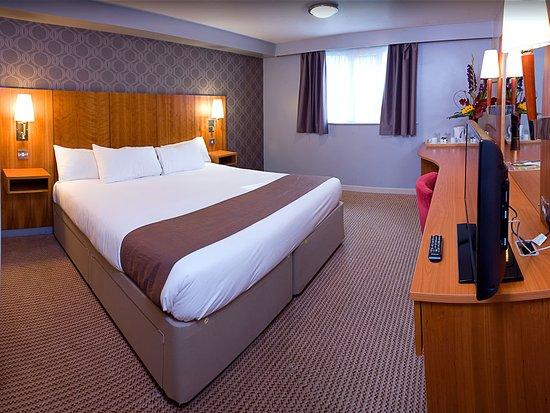 Wilmslow, UK: Guest bedroom