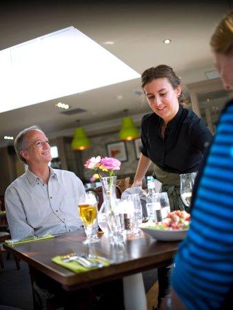 Wilmslow, UK: Restaurant