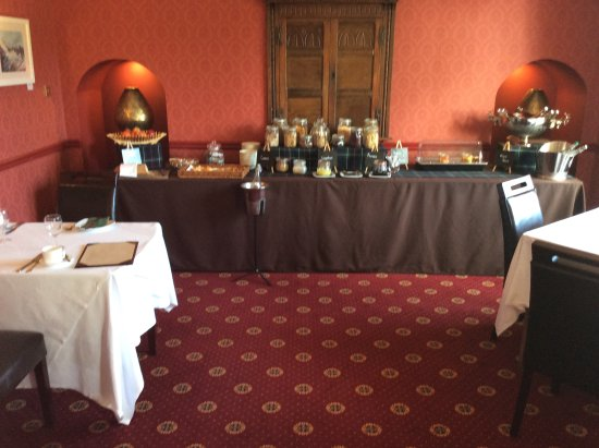 Invergordon, UK: Breakfast room