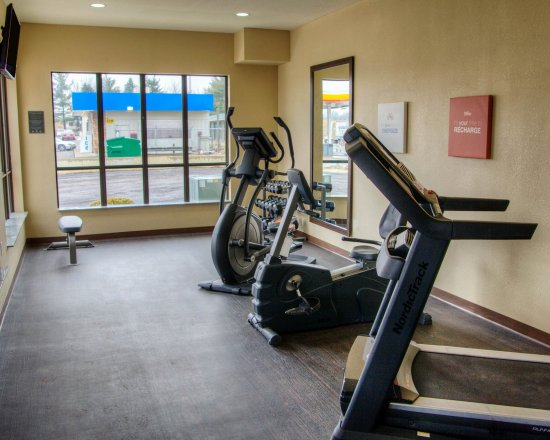 Plymouth, IN: Fitness Center