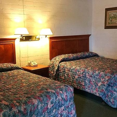 Calexico, CA: Border Motel Guest Room