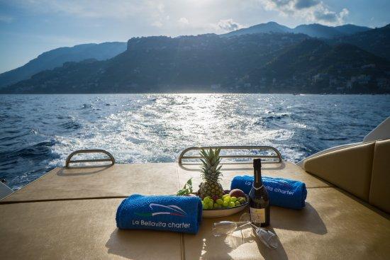 "Maiori, Italy: ""Boat Bellavita40"""