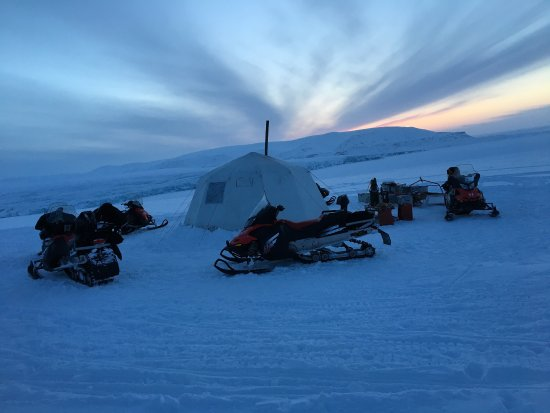 Longyearbyen, Norge: Beautiful camping trip to the East Coast!