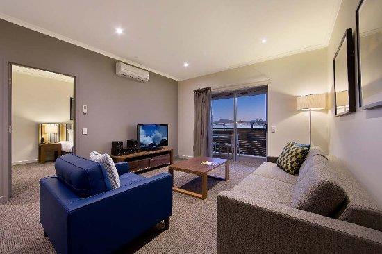 Whyalla, أستراليا: 1 Bedroom Lounge Area