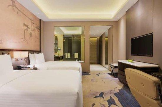 Τζινχούα, Κίνα: Deluxe Twin Room
