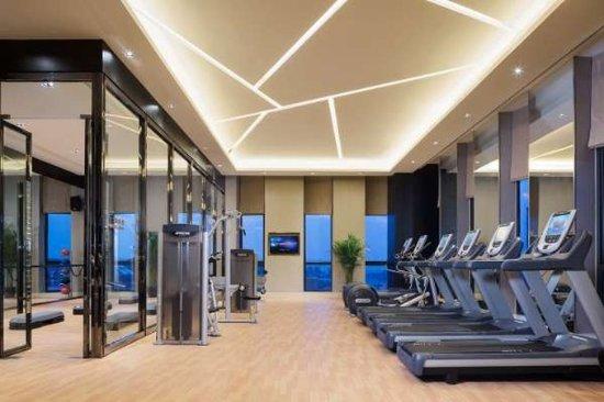 Τζινχούα, Κίνα: Gym