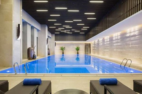 Jinhua, Kina: Pool