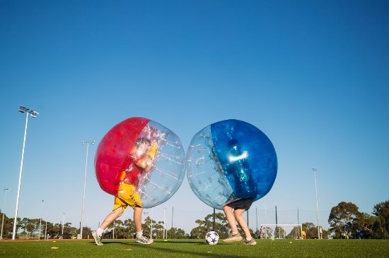 Geelong, Australia: Come and play!