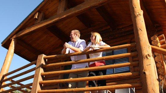 Zion Ponderosa Ranch Resort: Cabin Suite Zion Ponderosa