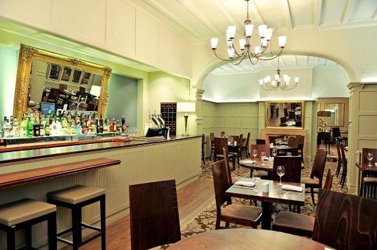 Lockerbie, UK: Bar Lounge