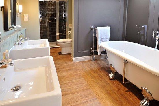 Lockerbie, UK: Bathroom