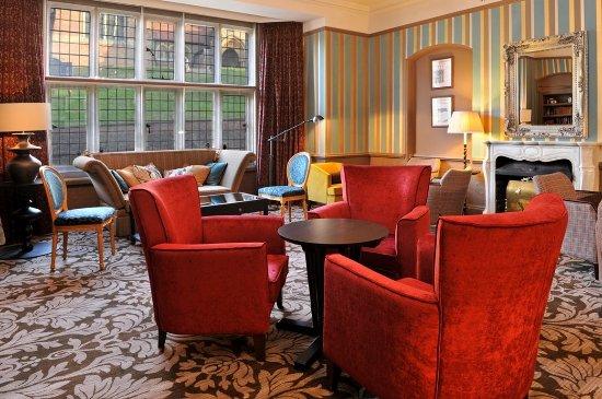 Lockerbie, UK: Lounge