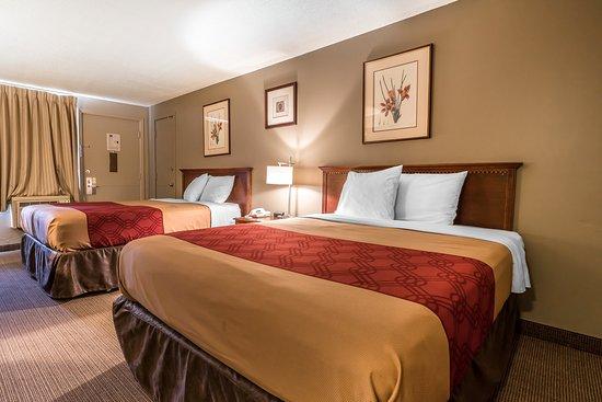 Yakima, WA: Queen guest room