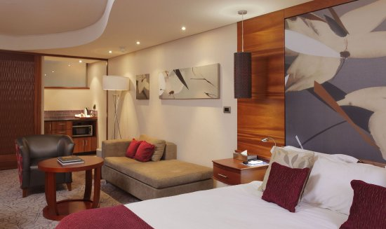 The Capital Moloko: Executive Suite