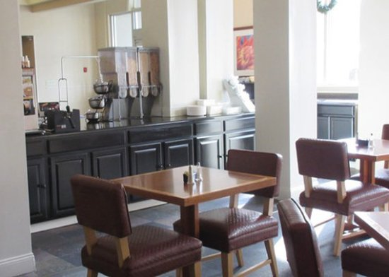 Red Lion Inn & Suites- Chambersburg: Breakfast