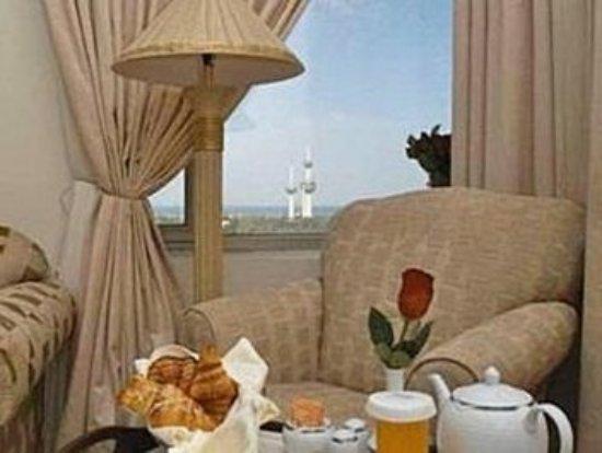 Dasman, Kuwait: Bedroom