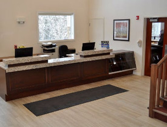Sioux Lookout, Canada: Lobby