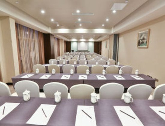 Guanghan, Cina: Meeting Room