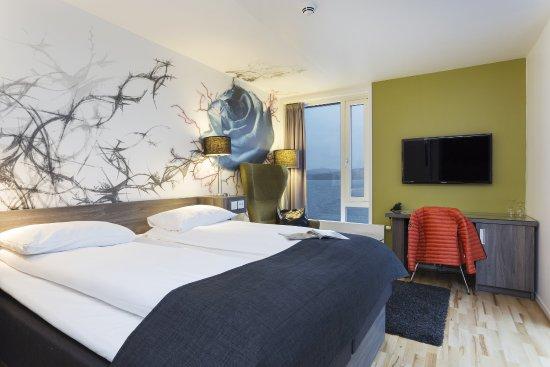 Namsos, Noruega: NEWScandic Rock City ,standard Room ,Double Room