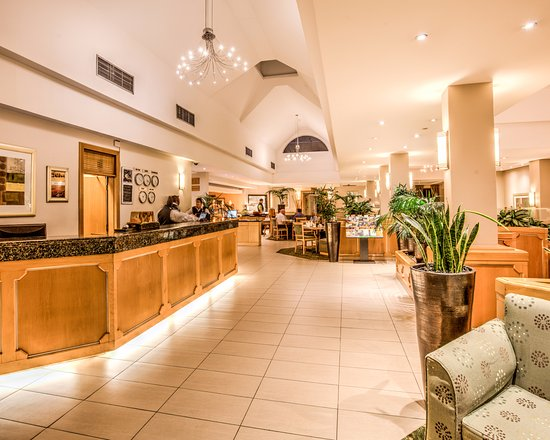 Germiston, South Africa: Reception