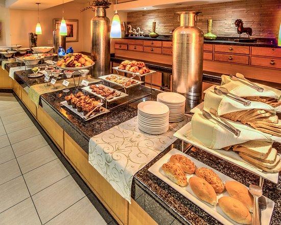 Germiston, South Africa: Breakfast Buffet