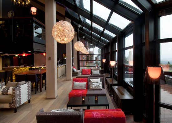 Scandic Holmenkollen Park Bar Caf