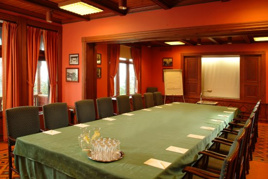 Scandic Holmenkollen Park Meeting Room