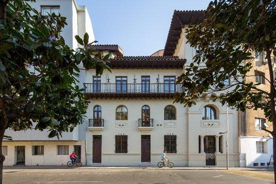 Hotel Altiplanico Bellas Artes