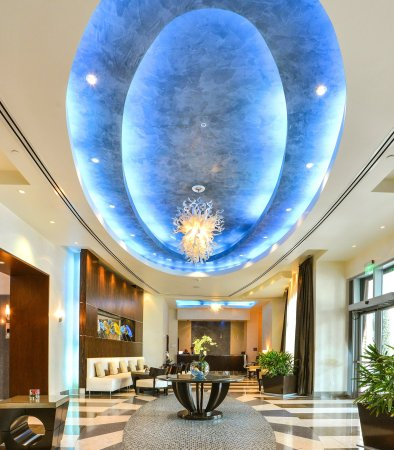 Residence Inn Fort Lauderdale Intracoastal/Il Lugano: Main Lobby
