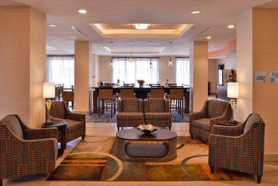 Loma Linda, Καλιφόρνια: Hotel Lobby