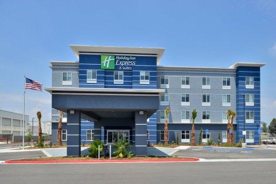 Loma Linda, Калифорния: Hotel Exterior