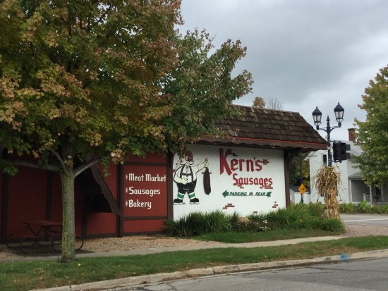 Kern's Sausages