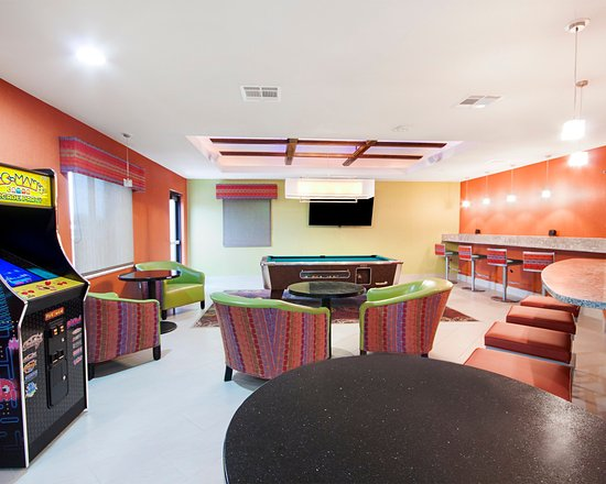 Hobbs, Nuevo Mexico: Bar/Lounge